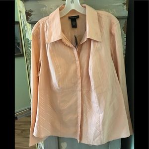Ladies blouse/lane Bryant